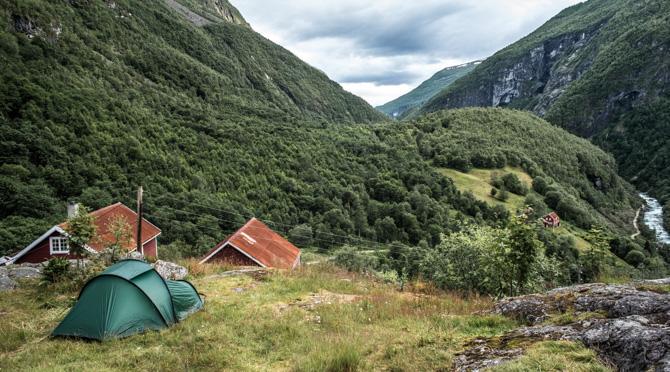 By Manja Noorwegen bergen landschap outdoor buiten
