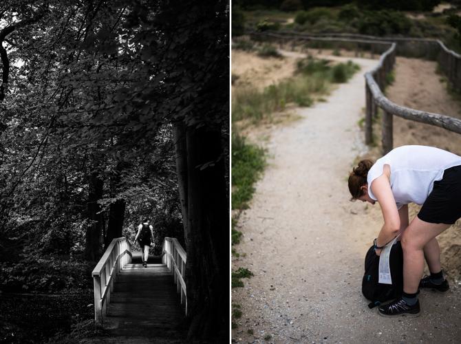 By Manja NS wandeling Den Haag Meijendel duinen Japanse tuin