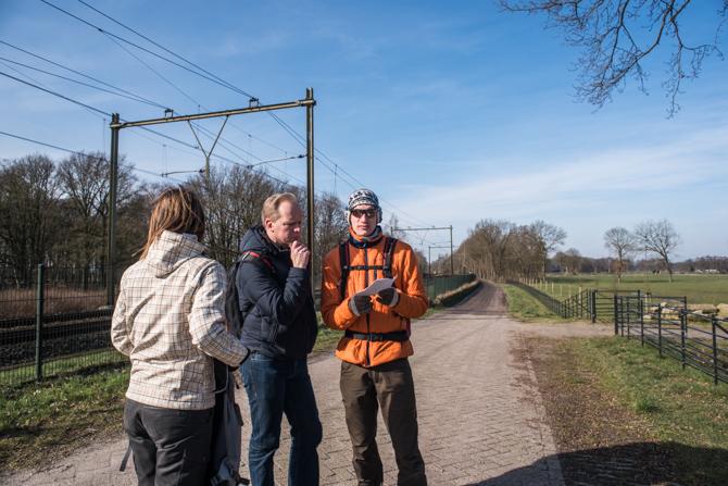 By Manja outdoor buiten Utrecht Pad etappe5-1