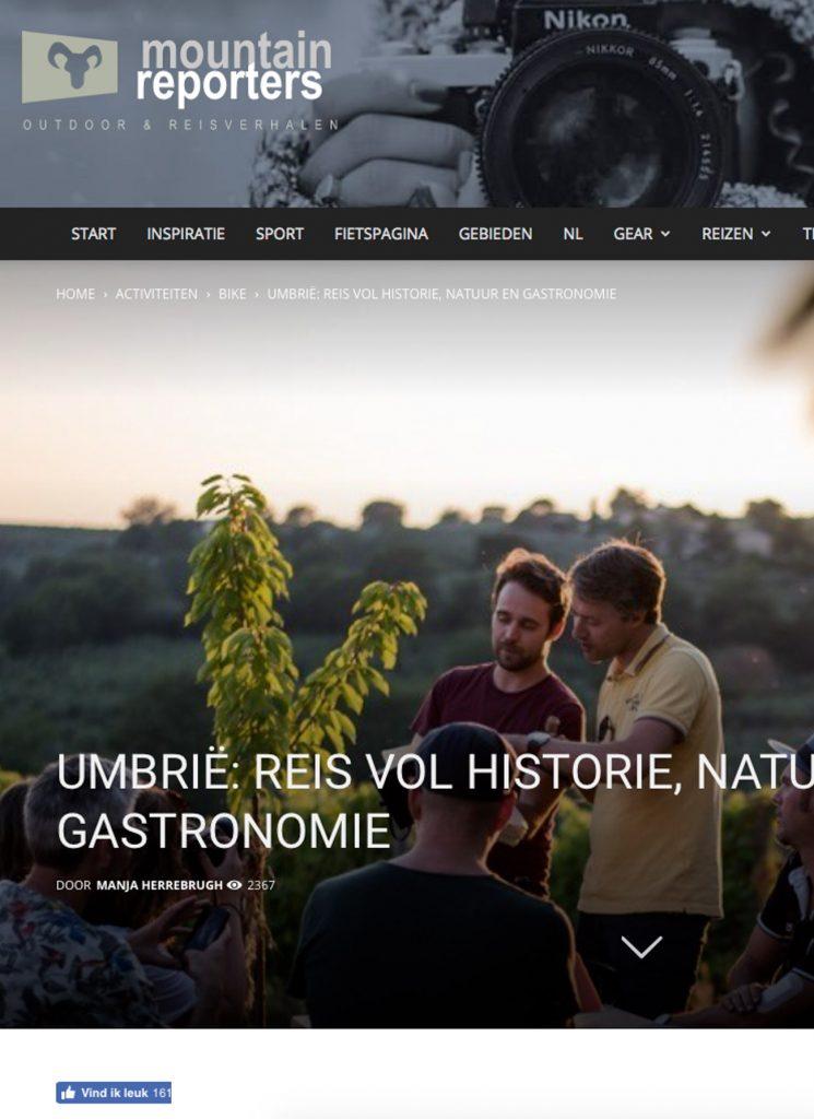 Sfeerverhaal & fotografie persreis Umbrie Italie By Manja