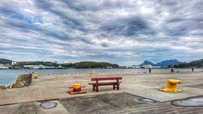European Bike Challenge Noorwegen ferry By Manja outdoor buiten