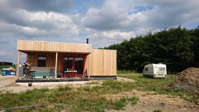 Oosterwold houtskelet zelfbouw huis By Manja outdoor buiten-10